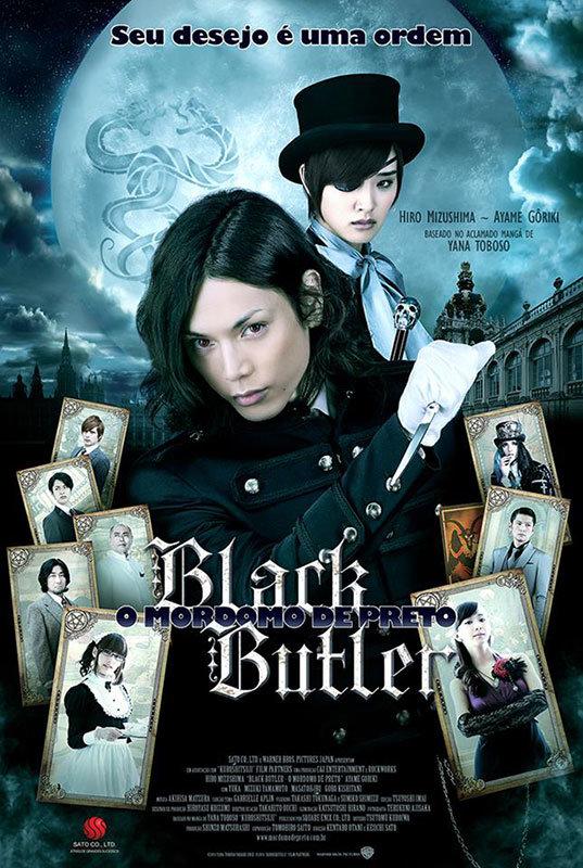 Black Butler – O Mordomo de Preto