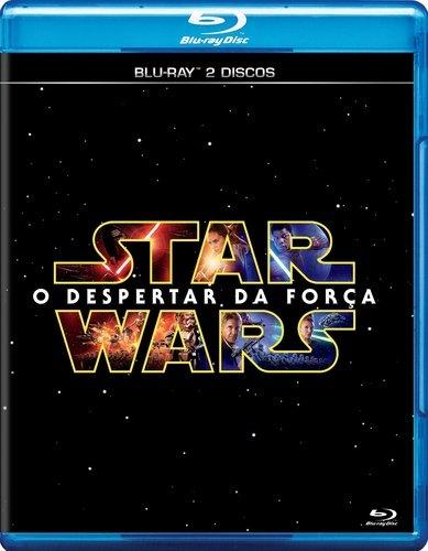 Blu-Ray Star Wars – O despertar da Força (Duplo)