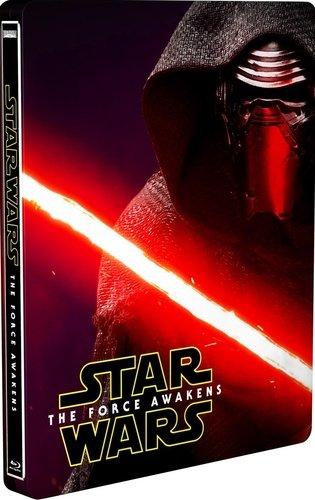 Blu-Ray Star Wars – O despertar da Força (Duplo em steelbook)
