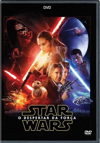 DVD Star Wars – O despertar da Força