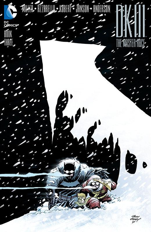 Dark Knight III - The Master Race # 3