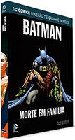 DC Comics Coleção de Graphic Novels - Batman - Morte em Família