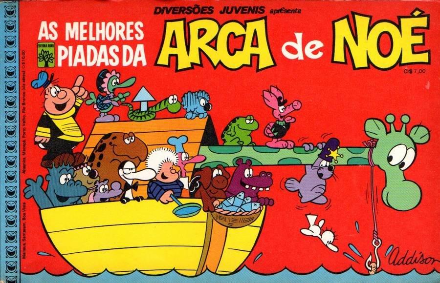 As Melhores Piadas da Arca de Noé