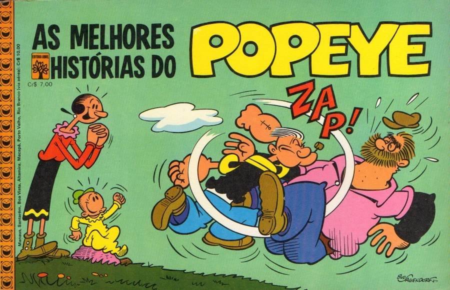 As Melhores Histórias do Popeye