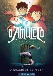 O Amuleto # 1 – O Guardião da Pedra