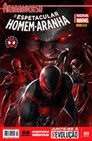O Espetacular Homem-Aranha # 9