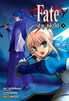 Fate/Stay Night # 4
