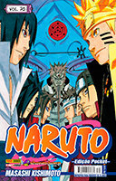 Naruto Pocket # 70