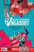 Novíssimos Vingadores # 4