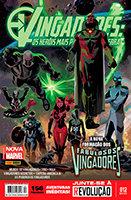 Vingadores – Os Heróis Mais Poderosos da Terra # 12