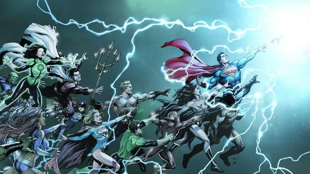 DC Universo – Rebirth