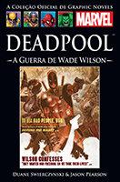 A Coleção Oficial de Graphic Novels Marvel # 67 – Deadpool – A guerra de Wade Wilson