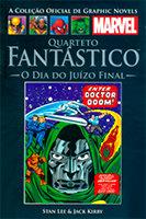 A Coleção Oficial de Graphic Novels Marvel # 68 – Quarteto Fantástico – O dia do juízo final