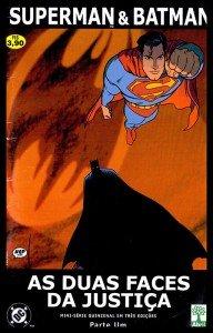 Superman & Batman - As duas faces da justiça # 1