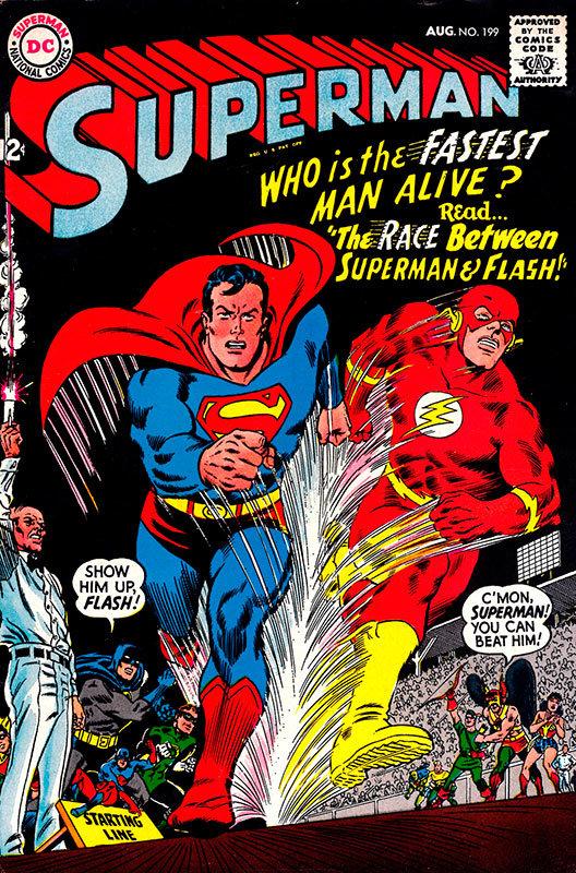 Superman # 199