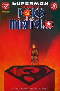 Superman - Entre a foice e o martelo # 1