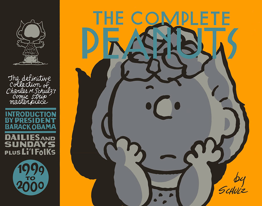 The Complete Peanuts - Volume 25