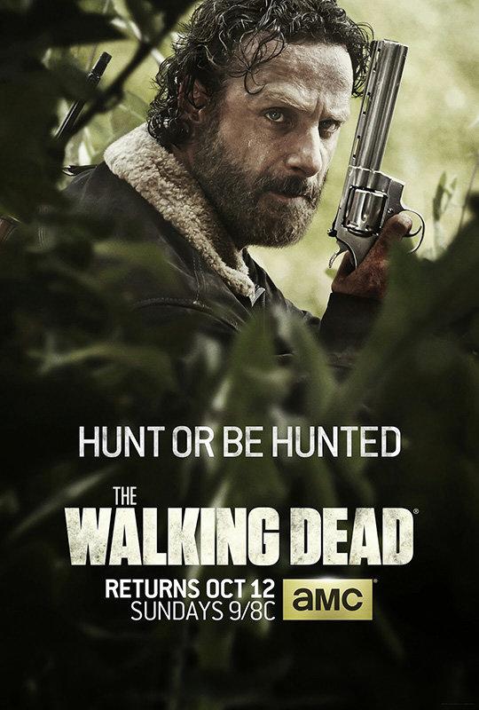 The Walking Dead - Quinta Temporada