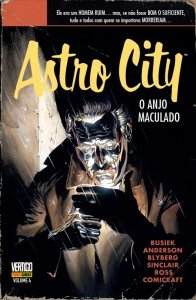 Astro City – Volume 4 – O anjo maculado