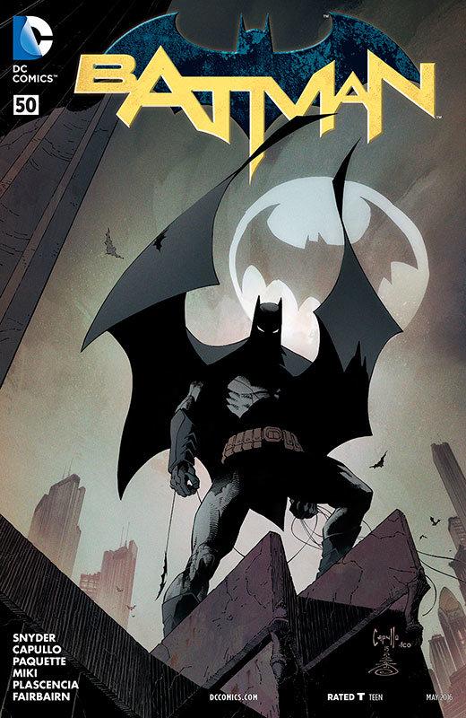 Batman # 50