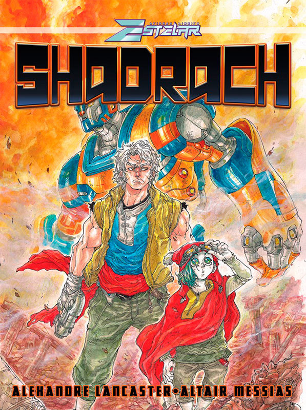 Brigada Ligeira Estelar - Shadrach