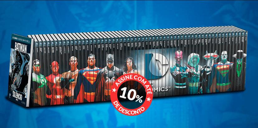 DC Comics Coleção de Graphic Novels