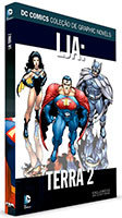 DC Comics Coleção de Graphic Novels - LJA - Terra 2