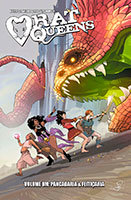 Rat Queens – Volume 1 – Pancadaria & Feitiçaria