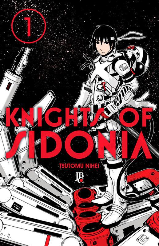 Knights of Sidonia #1