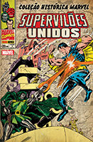 Coleção Histórica Marvel - Supervilões Unidos # 1