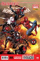 O Espetacular Homem-Aranha # 10