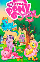 My Little Pony - A Amizade Mágica - Volume 1