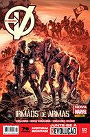 Os Vingadores # 32