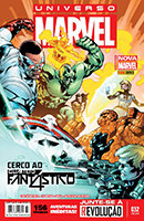 Universo Marvel # 32