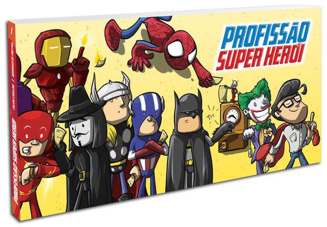Profissão Super-Herói