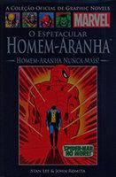 A Coleção Oficial de Graphic Novels Marvel # 69 – Homem-Aranha - Nunca Mais