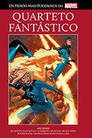 Os Heróis Mais Poderosos da Marvel # 30 - Quarteto Fantástico