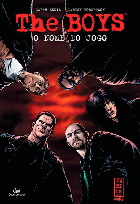 The Boys - O nome do jogo