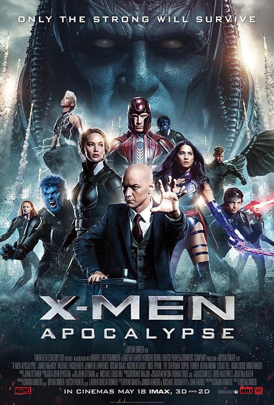 X-Men – Apocalipse
