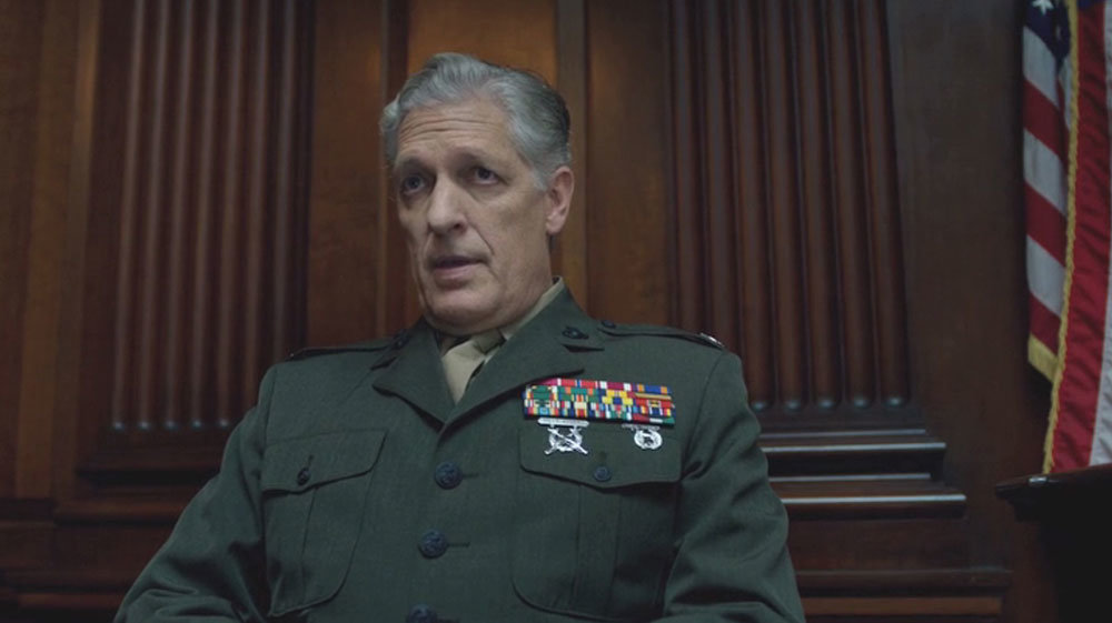 Coronel Ray Schoonover