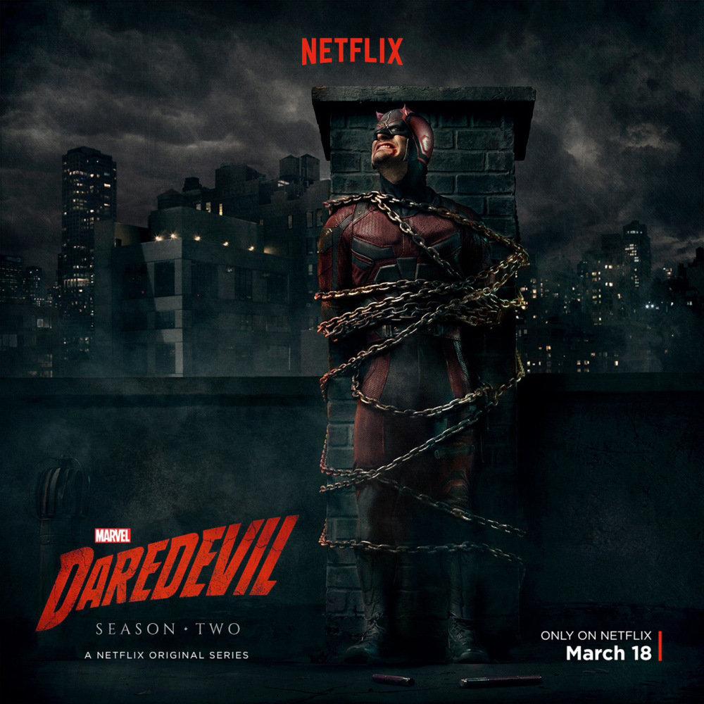 Demolidor - Segunda temporada