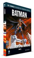 DC Comics Coleção de Graphic Novels - Batman - O Nascimento do Demônio - Parte 2