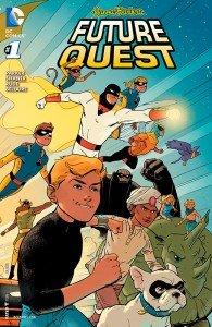 Future Quest # 1