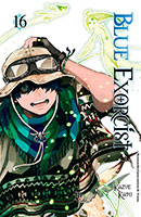 Blue Exorcist # 16