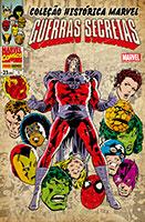 Coleção Histórica Marvel - Guerras Secretas # 1