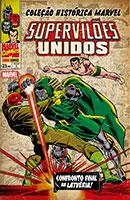 Coleção Histórica Marvel - Supervilões Unidos # 3