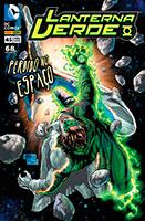 Lanterna Verde # 45