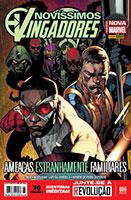 Novíssimos Vingadores # 6