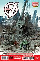 Os Vingadores # 33