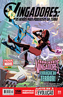 Vingadores – Os Heróis Mais Poderosos da Terra # 14